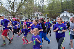 Spring into Health 5K Run