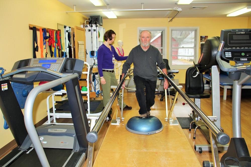 Outpatient-Rehabilitation