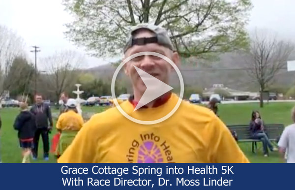 Spring Into Health 5K Runners 2016