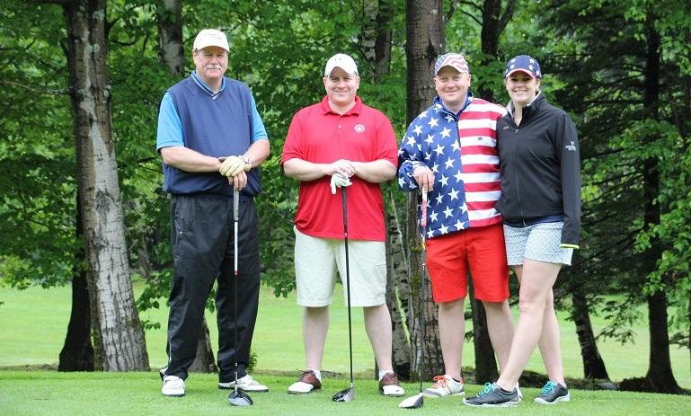 Webpage golfers 770