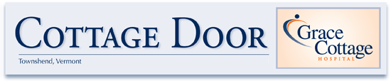 cottage door newsletter logo