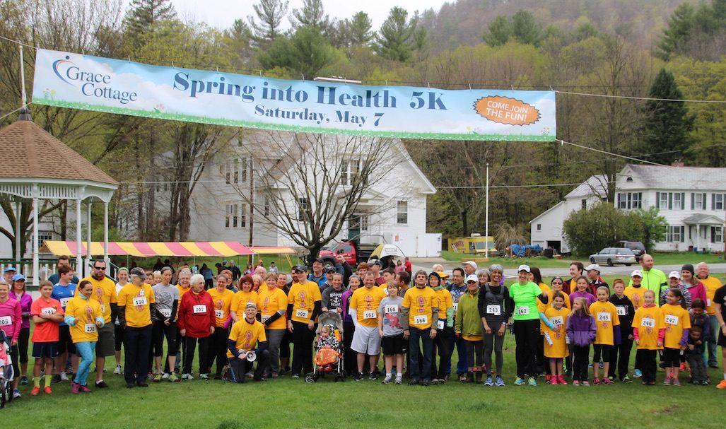Grace Cottage Health 5K 2016
