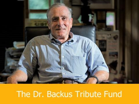 Dr. Backus Tribute Fund