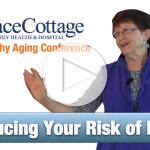 Grace Cottage Healthy Aging - Reducing Risk of Falls - 2016