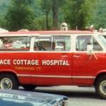 Ambulance Circa 1973