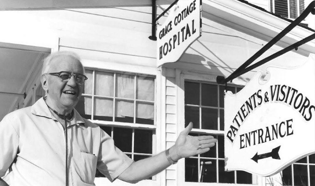 Grace Cottage Hospital Opening