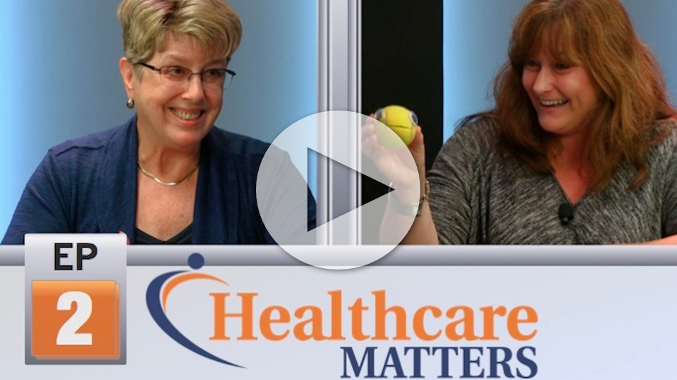 Healthcare Matters: Ep 2 - Back to School | Grace Cottage