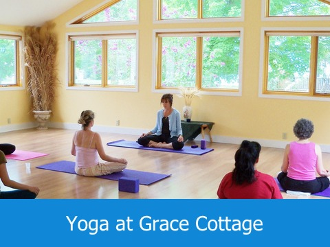 Yoga at Grace Cottage