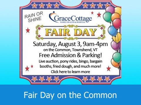 Fair Day at Grace Cottage