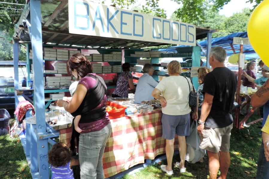 Fair Day Baked Goods