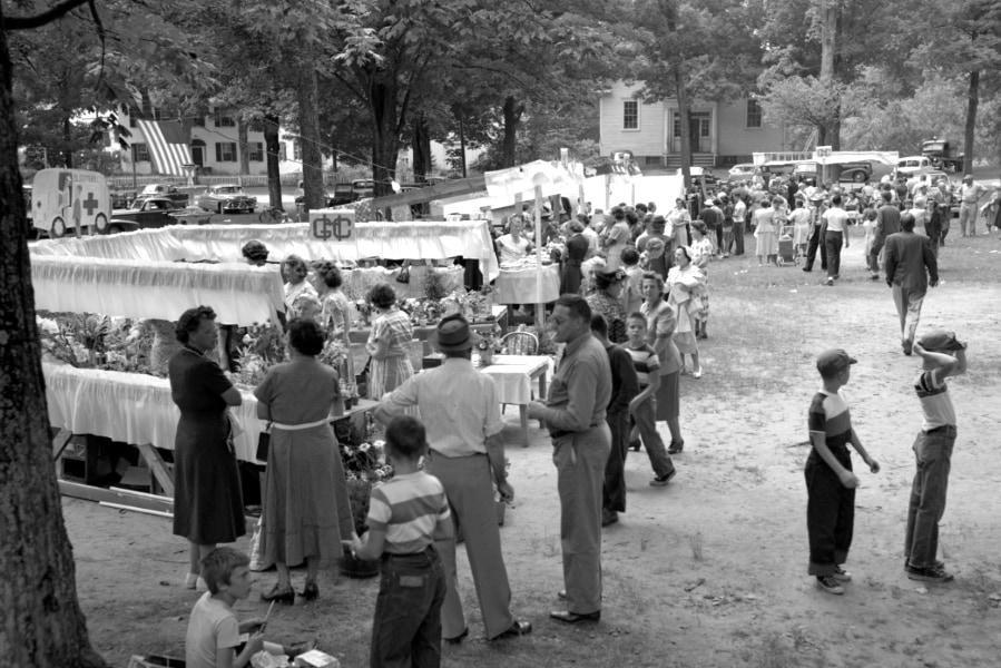 Fair Day Historic Fair