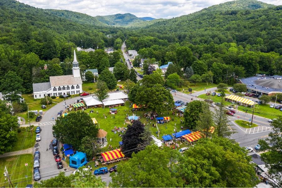 Fair Day Overhead Fair