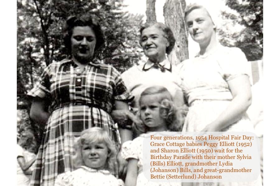 4 Generations at Fair Day