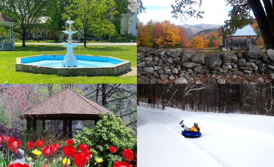 Seasons in Vermont