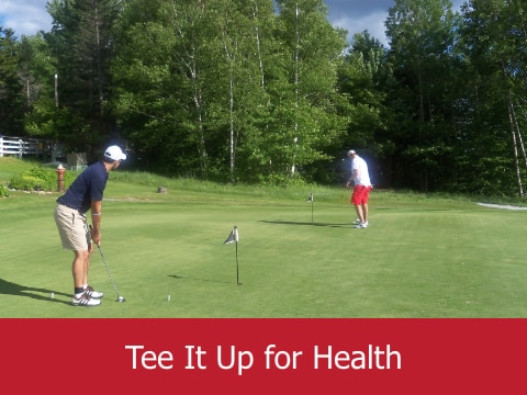 Tee It Up For Health Golf Benefit at Grace Cottage