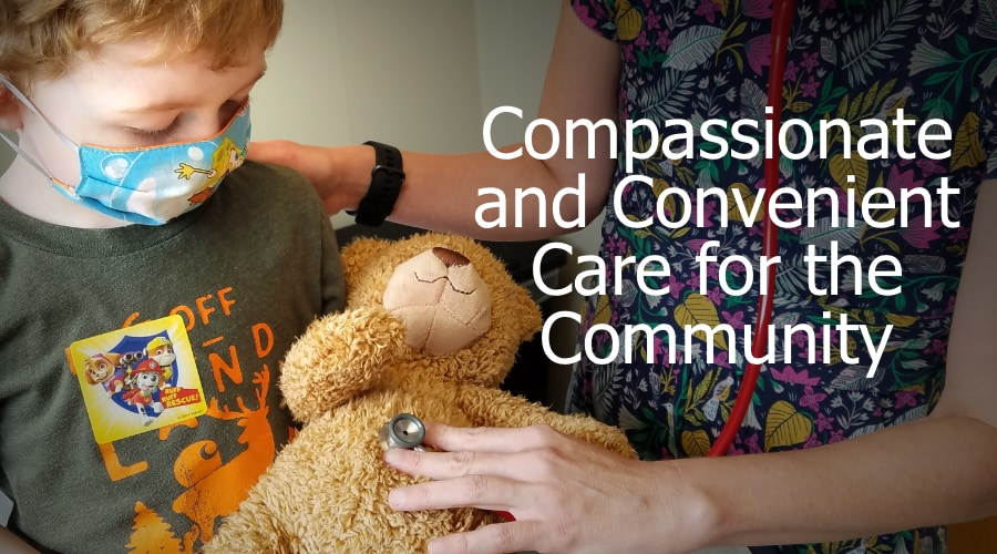 Compassionate and Convenient Care