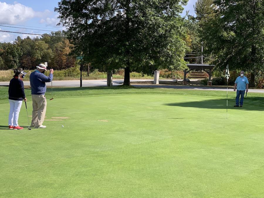 Hoyt Mosenthal - Golf Benefit