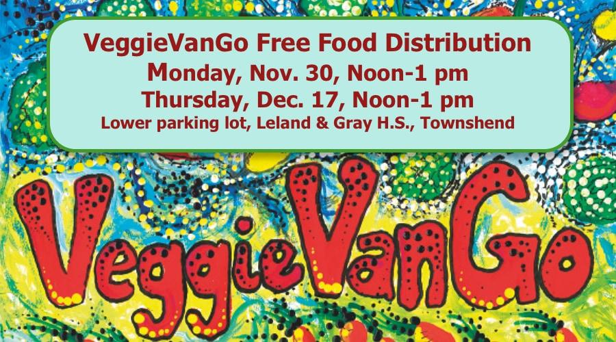Veggie Van Go Nov Dec