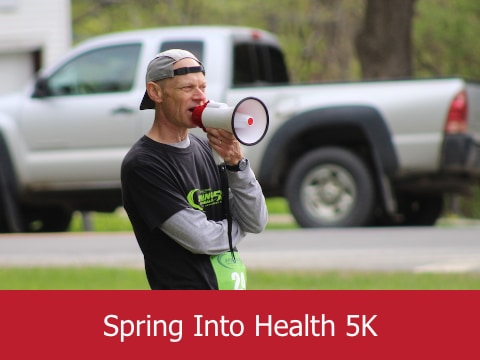 Spring Into Health 5K at Grace Cottage