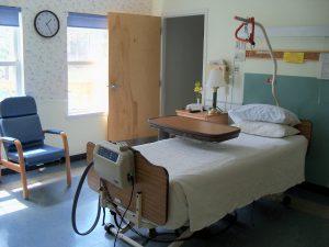 Hospice Room April 2012 lighter