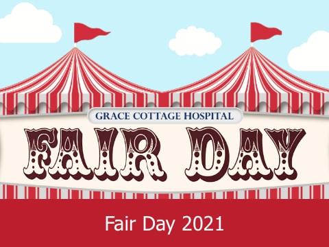 Grace Cottage Hospital Fair Day